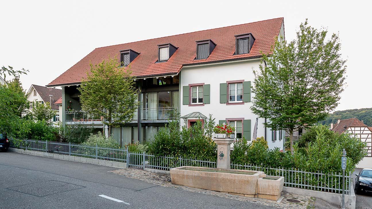 Oberwil, Schmiedengässlein 10
